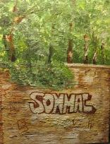 Pintada en el Muro